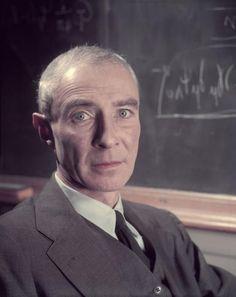 Oppenheimer Quote 1954 Robert Oppenheimer