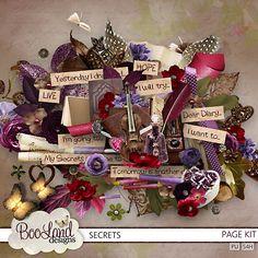 Secrets Page Kit