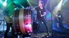 The Joint at Hard Rock Hotel tapped homegrown breakout band Imagine Dragons as its pre-New Year's act.