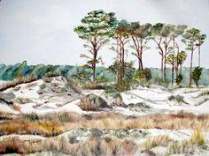 Galéria Kika: Pensacola Beach