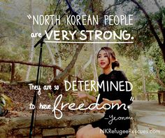 North Korean refugees show incredible strength and determination by risking their lives to escape North Korea, but are still in danger once they cross into China.