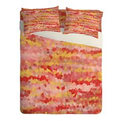Rosie Brown Warm Tropics Sheet Set Lightweight | DENY Designs Home Accessories   #bedding #bed #sheets #homedecor #art #abstract #denydesigns