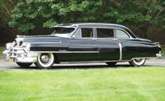 1952 Cadillac Limousine Maintenance/restoration of old/vintage vehicles: the material for new cogs/casters/gears/pads could be cast polyamide which I (Cast polyamide) can produce. My contact: tatjana.alic@windowslive.com