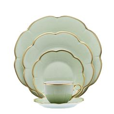 Corolle Jade by Royal Limoges France