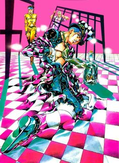 Hirohiko Araki | Art Amino