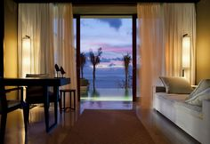 The comforting view from the ocean view villa. Photo courtesy of Alila Hotels via The Jakarta Post Travel.