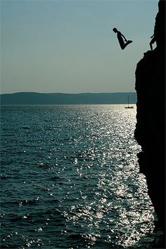 Split Harbour Cliffs, Croatia - Matt Field