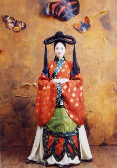 Korean Clothes of Goguryeo(BC37-AD668) #고대의복 #hanbok