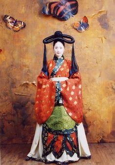 Clothes of Goguryeo Korean Hanbok, Korean Dress, Korean Outfits, Korean Clothes, Korean Traditional Dress, Traditional Fashion, Traditional Dresses, Korean Art, Asian Art