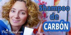 Shampoo de carbón vegetal casero para todo tipo de cabello by Pilar Nature http://www.pilarnature.com/blog/?p=2250