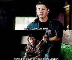 """S04E07 """"It's the Great Pumpkin, Sam Winchester"""""""