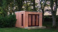 Une cabane de jardin design ? | Tout le net en parle