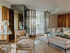 La nouvelle suite Penthouse au Four Seasons Hotel George V, Paris
