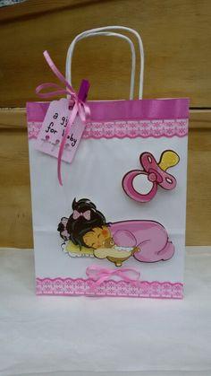 Bebek için hediyelik çanta
