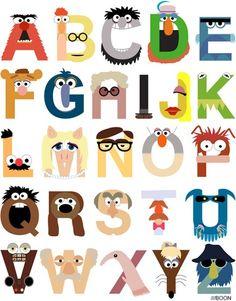 abecedario infantil - Buscar con Google