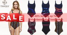 #Tweka   #Sale  bij #Underfashion: Chloorbestendige badpakken geschikt voor dames die regelmatige zwemmen nu met 20-40% korting! Ga snel naar https://www.underfashion.nl/tweka