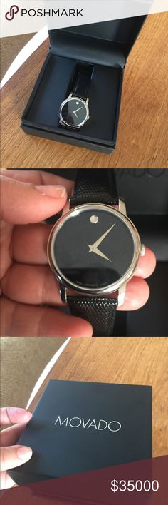 Movado  man watch As new Movado Accessories Watches