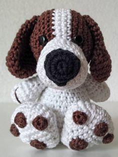 Cute Dog Crochet Pattern