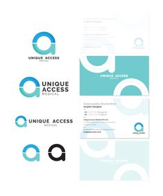 Unique Access Medical logo - Final