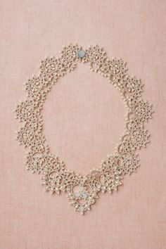 Curvature Necklace in Shoes & Accessories Jewelry Necklaces at BHLDN