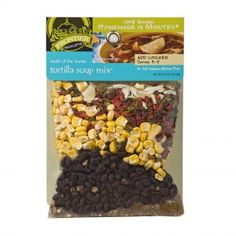 Frontier Soups - South of the Border Tortilla Soup Mix
