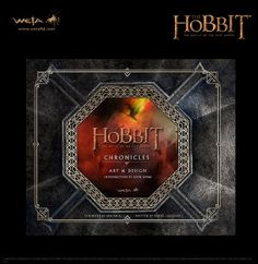 Hobbit Battle ot Five Armies Chronicles Art and Design