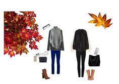 """Fall_(D1)"" by karmasin on Polyvore featuring moda, Victoria Beckham, Gap, Lanvin, RtA, Timberland, Gucci i Michael Kors"
