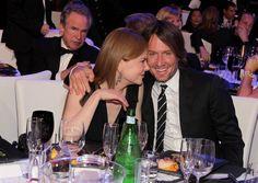 Pin for Later: Nicole et Keith font voyager leur romance australienne dans le monde entier !  Nicole en janvier 2011 aux Critics' Choice Movie Awards à LA.