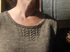Folly Cove by Julia Farwell-Clay (worsted weight)