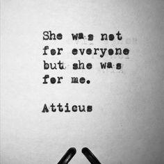 #atticuspoetry #atticus #she @laurenholub