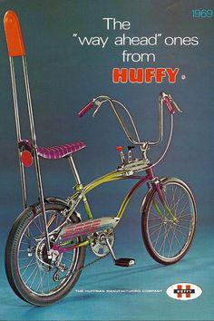 VELOCIPEDE~1969 Huffy