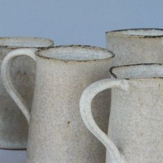 mugs | www.clayaction.com | Handcrafted Contemporary Ceramics | Fuctional & Decorative Art | Stoneware & Porcelain | Sculpture | Design | Online Art Gallery