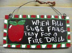 Teacher motto