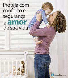 Familia.com.br | #Checklist das coisas #necessárias para o #quarto do #bebe.