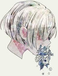 Image result for hanahaki disease