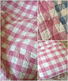 FleaingFrance.....1800's French quilt now in the online shop