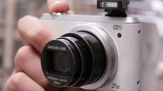 Samsung Smart Camera WB350F review - CNET