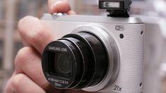 Samsung Smart Camera WB350F review - CNET