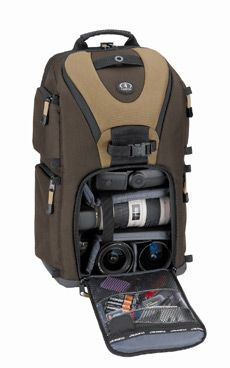 My Camera Backpack - Tamrac 5788 Evolution 8