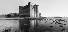 Da qui, il porto di Pyrgi,un tempo partivano navi colme di merce.Gli Etruschi avevano scambi commerciali con i Greci e i Fenici. Ph M. Scataglini #ScoprirelaTuscia #LazioisMe #TusciainRete