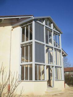extension par Thierry Legrand Architecte - France