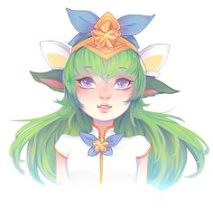 Star Guardian Lulu by Kiyouko