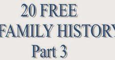 37 Best MakeFamilyHistory7 images in 2019 | Family genealogy