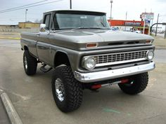 60-66 Chevy And GMC 4X4's Gone Wild - Page 21 - The 1947 - Present Chevrolet & GMC Truck Message Board Network