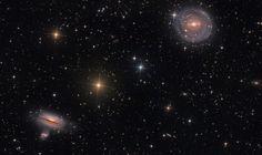Galaxies in Hydra