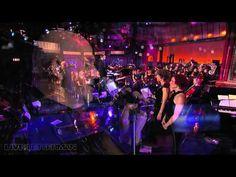Peter Gabriel - Mercy Street (Live on Letterman)