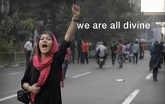 Every Woman is Divine