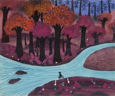 Perfect Colors from Mary Blair