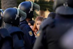 """estudiants """"perillosos"""" a València."""
