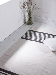 French Stripe Rug  |  Cox & Cox